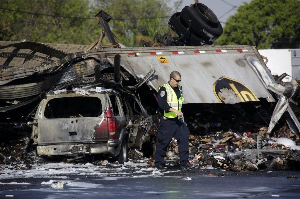Commerce City Car Accident