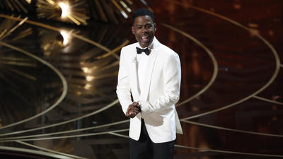 Five of the best lines from Chris Rock's Oscars monologue