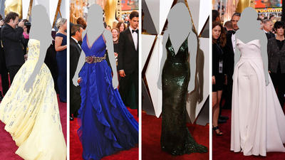 Oscar fashion quiz
