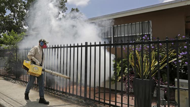 Photos: Zika virus outbreak