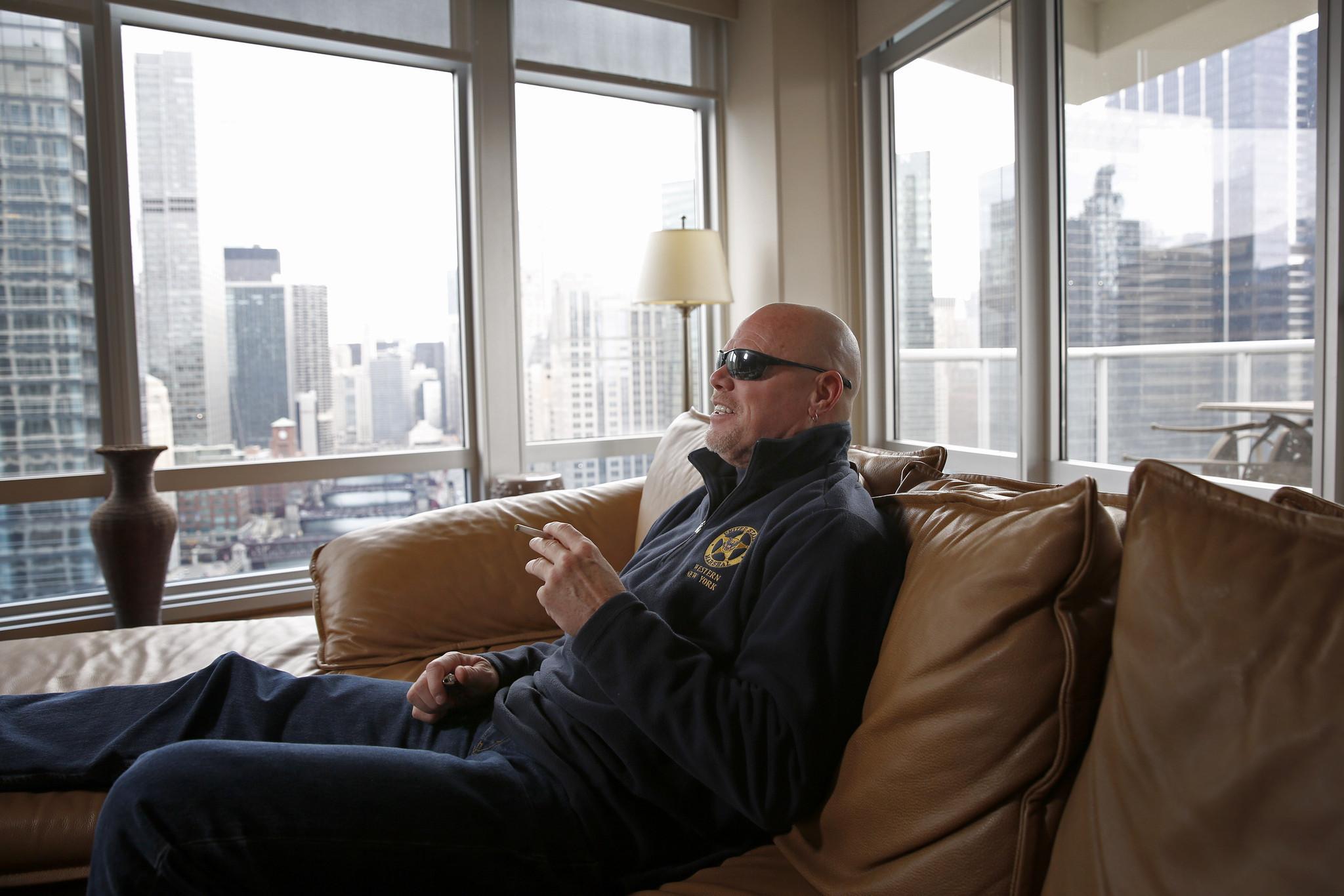 Jim McMahon Recommends Marijuana Usage At Cannabis Conference   Chicago  Tribune