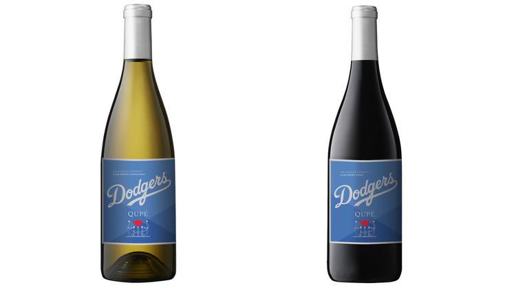 Dodger wine