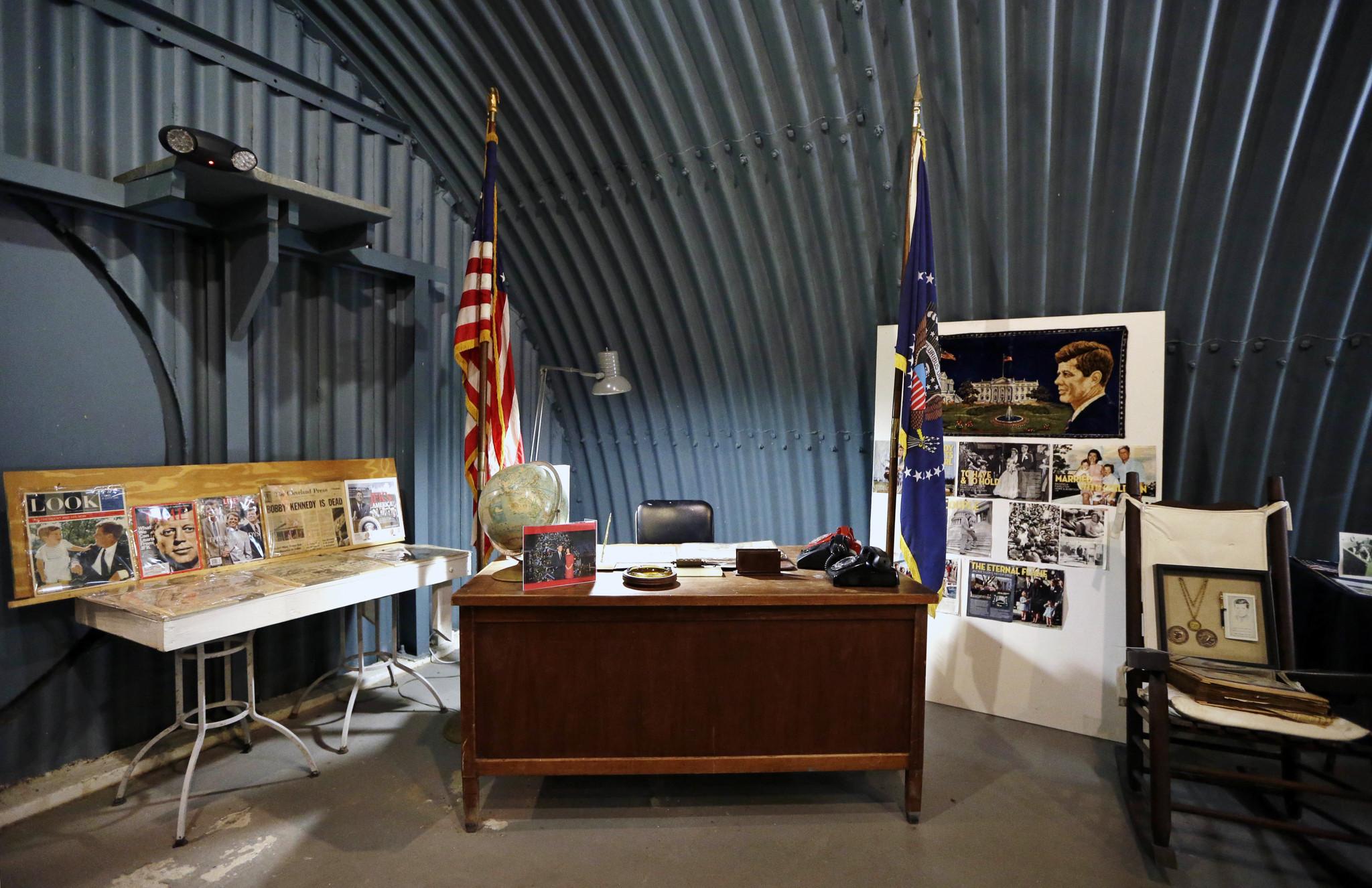 President Kennedy s nuke bunker could be shuttered Sun Sentinel
