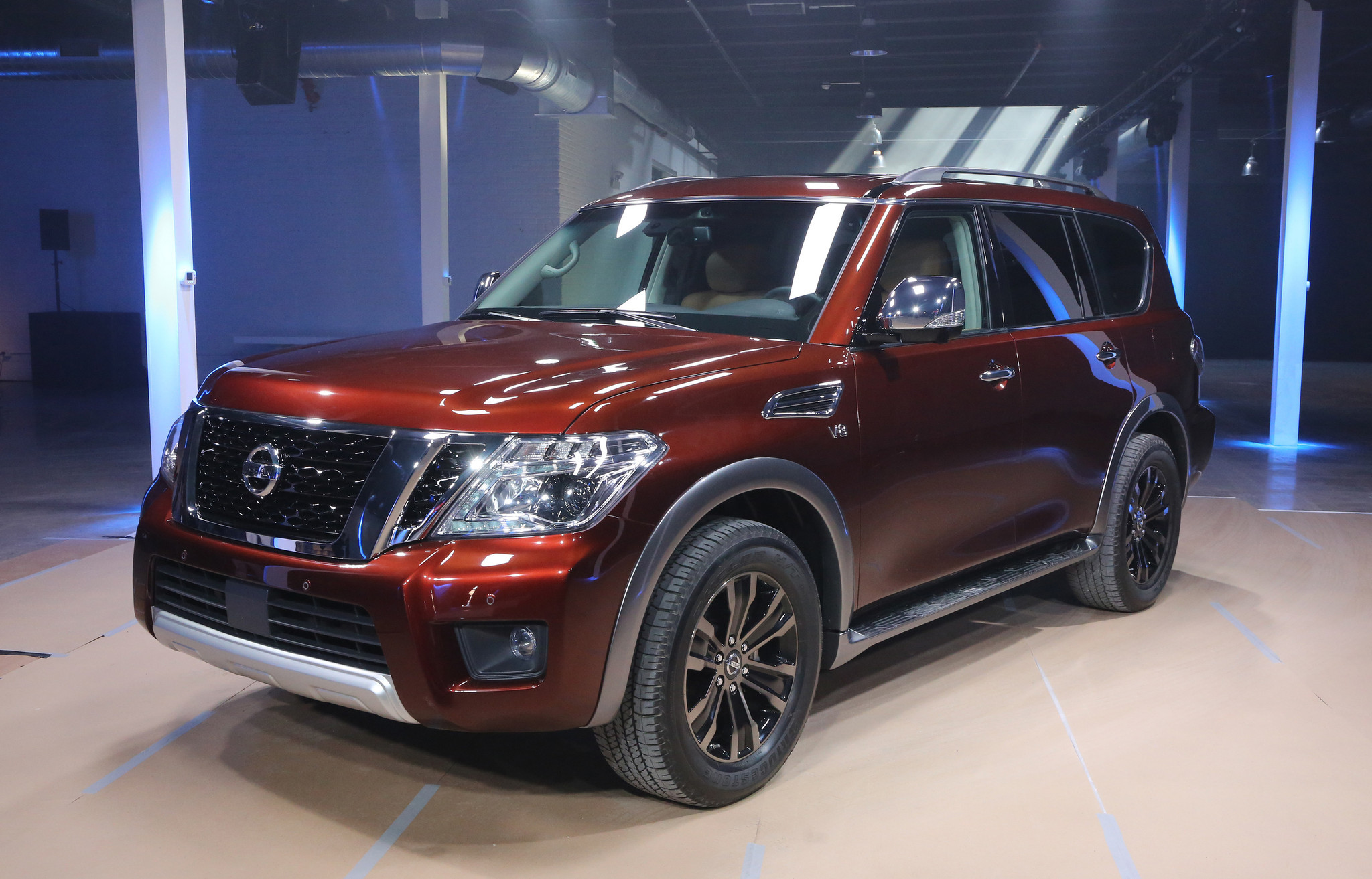 price armada features exterior photos reviews sv nissan suv