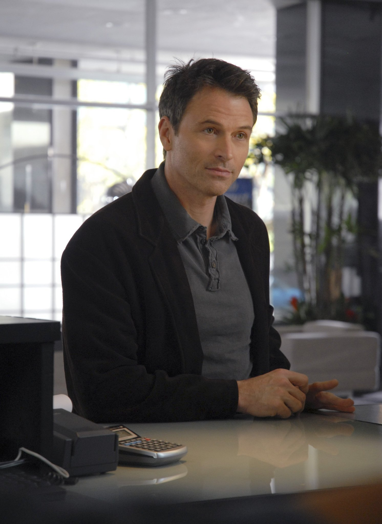 Actor Tim Daly To Climb Presidential Towers For Lung