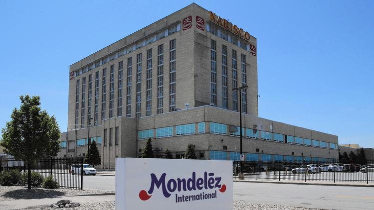 Mondelez factory