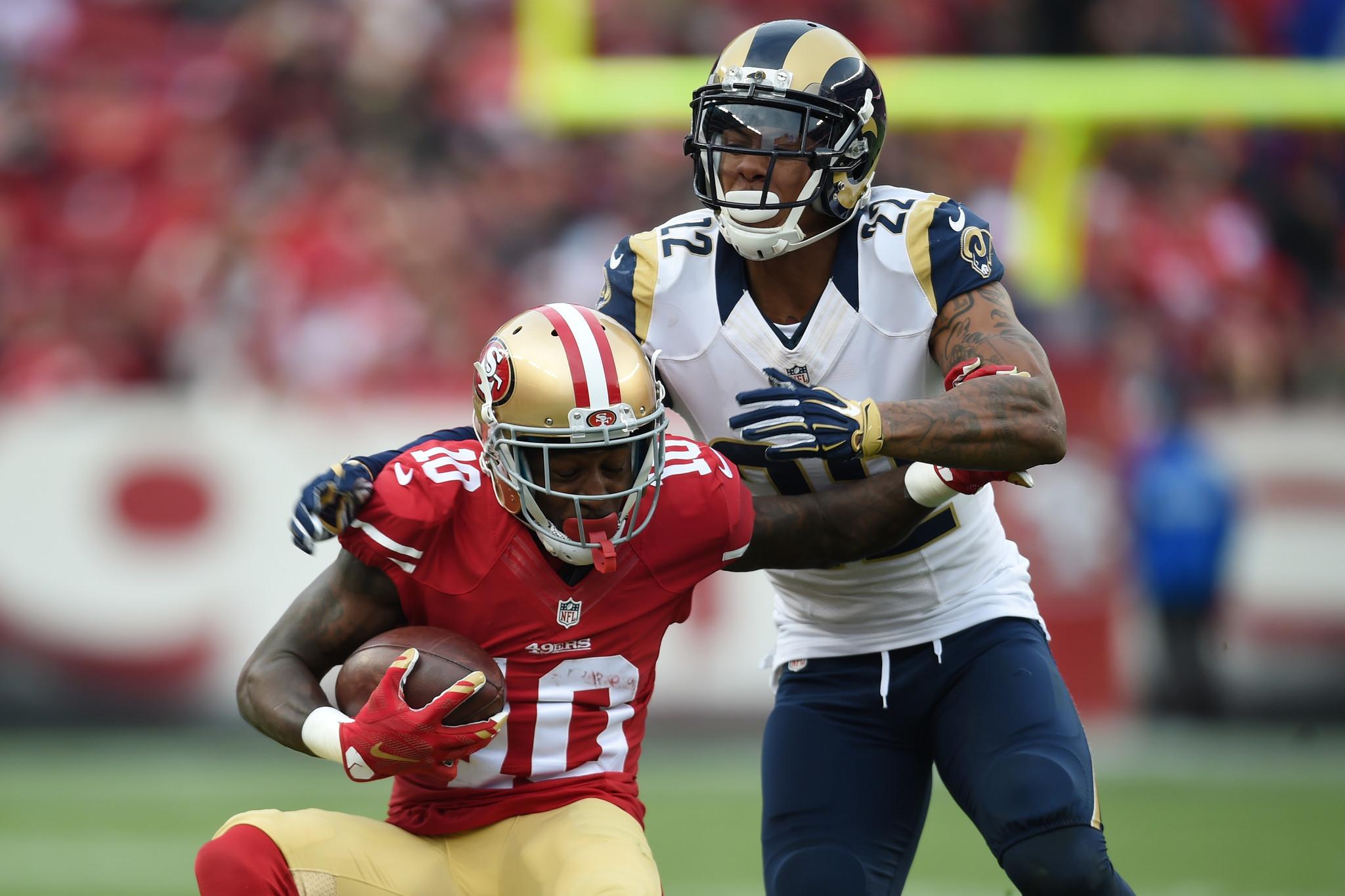 Rams put franchise tag on cornerback Trumaine Johnson LA Times
