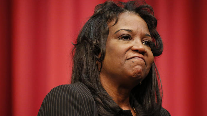 L.A. Unified superintendent Michelle King (Al Seib / Los Angeles Times)