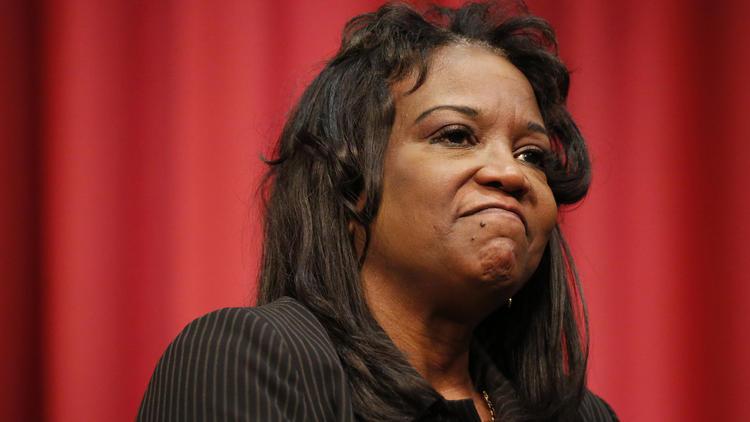 LAUSD Superintendent Michelle King
