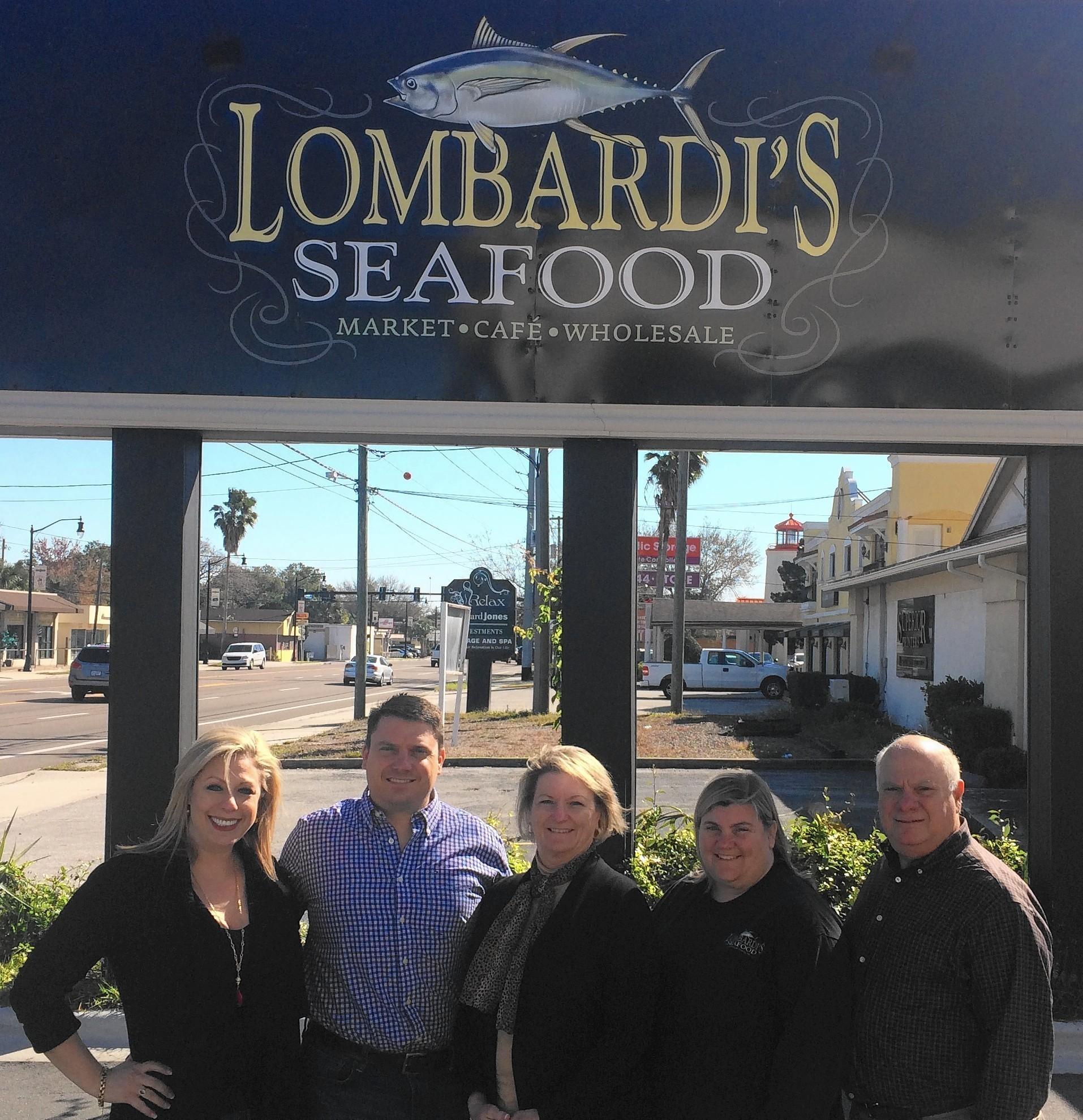 Lombardi 39 s seafood orlando sentinel for Fresh fish market orlando
