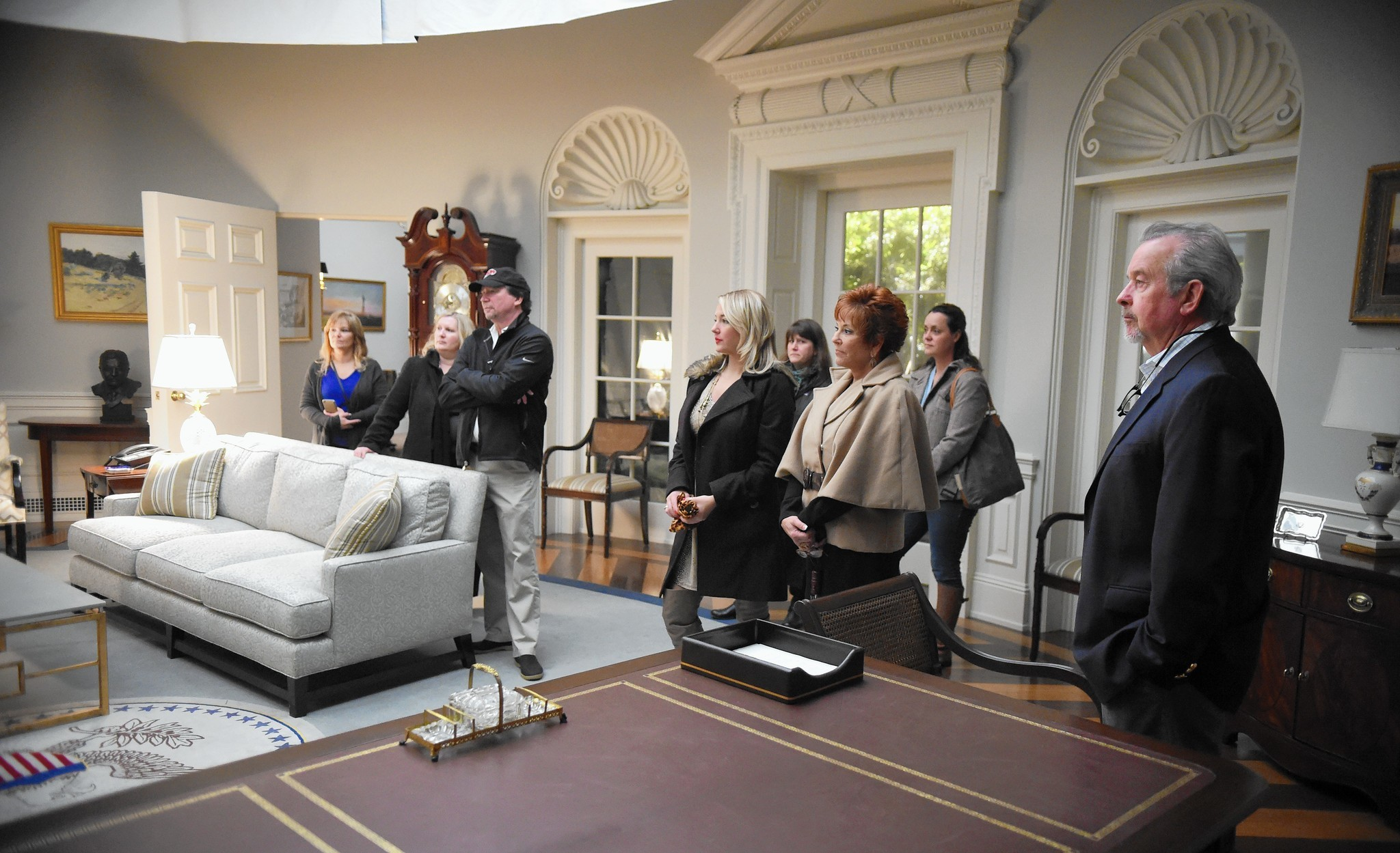 Harford Businesses Benefit From House Of Cards Baltimore Sun