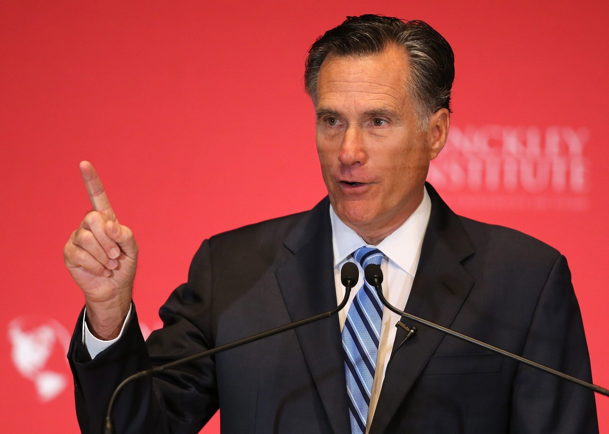 Read Mitt Romney's speech attacking Donald Trump - LA Times