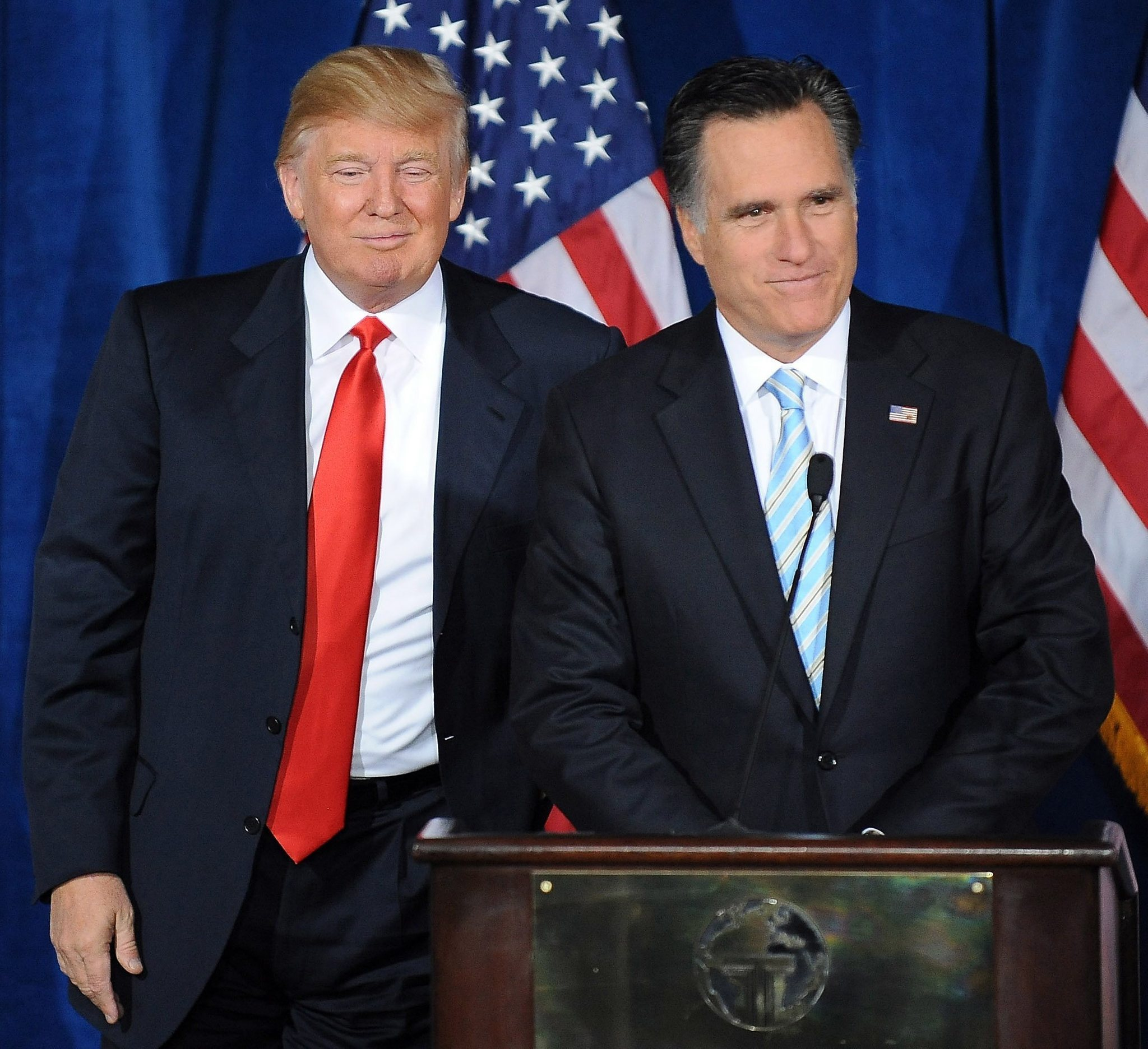 ann romney articles photos and videos los angeles times mitt 47% romney wants to save the gop from donald trump that s