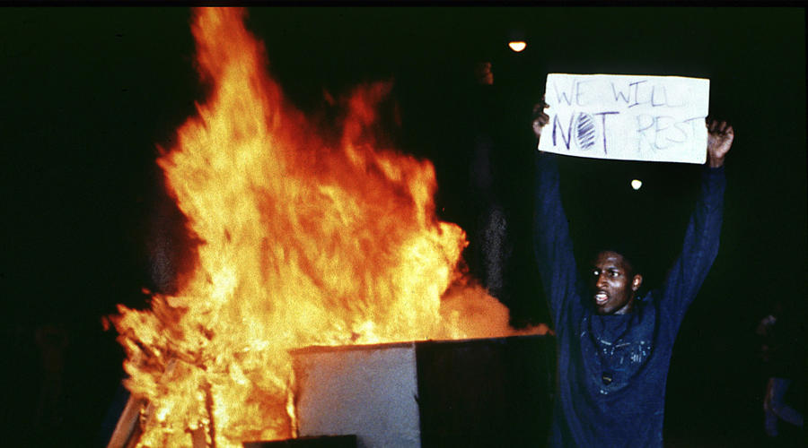 Three black men talk about Rodney King, 25 years later