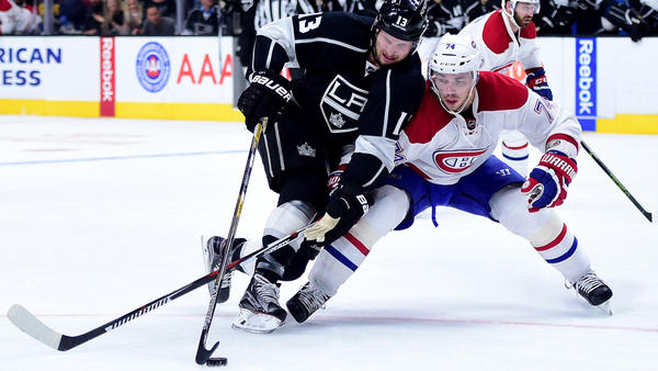 Kings Strike Early In 3-2 Victory Over The Canadiens