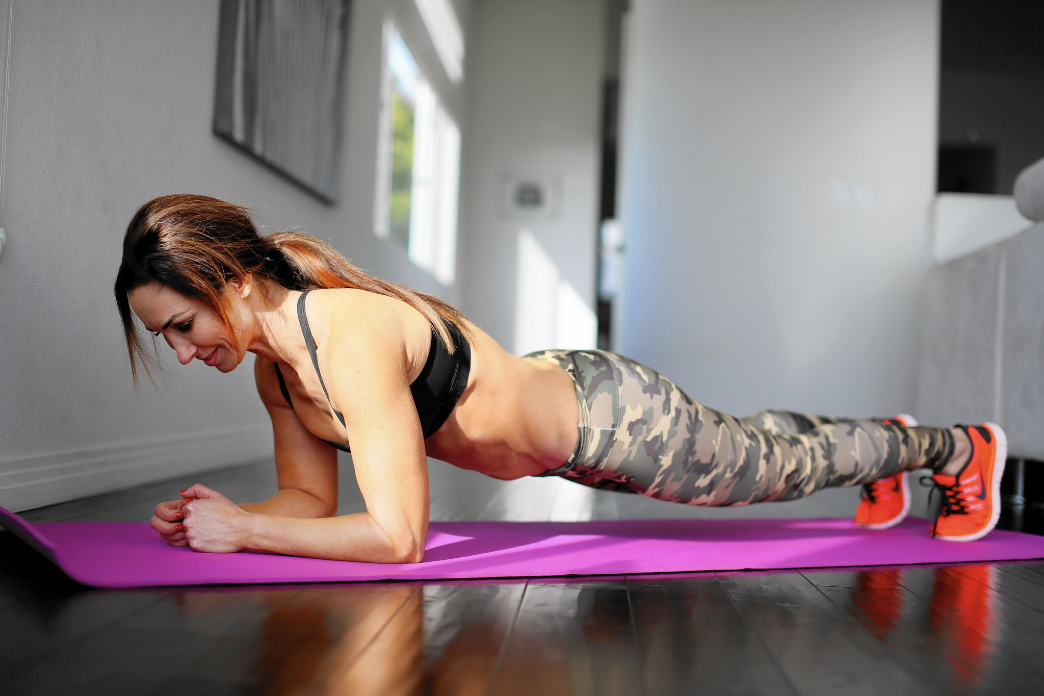 How to get fit without spending a dime