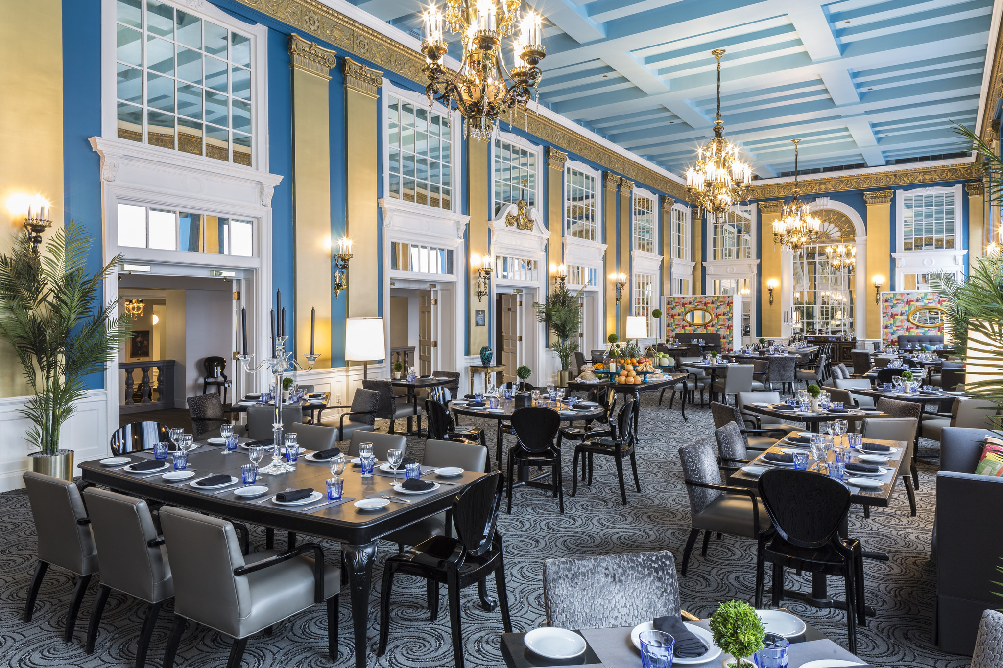 easter 2016 dining options in baltimore baltimore sun - Gray Restaurant 2016
