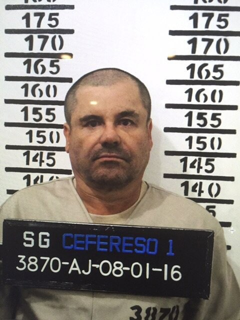 Team for Mexican drug lord 'El Chapo' launches PR campaign