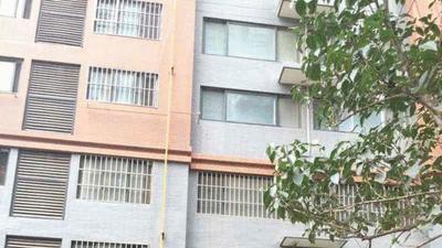 Xi'an apartment complex