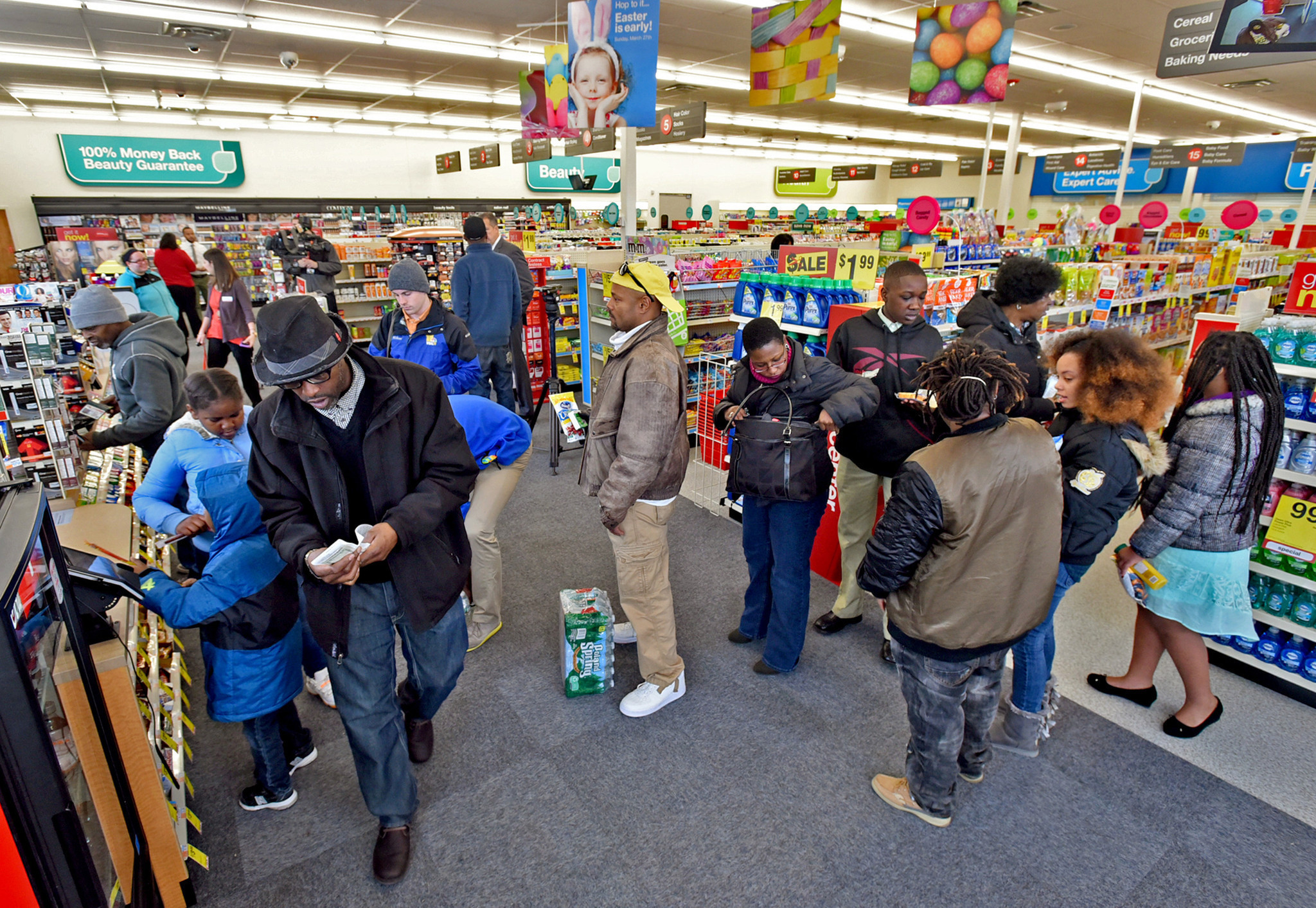 West baltimore cvs destroyed in riot reopens baltimore sun m4hsunfo