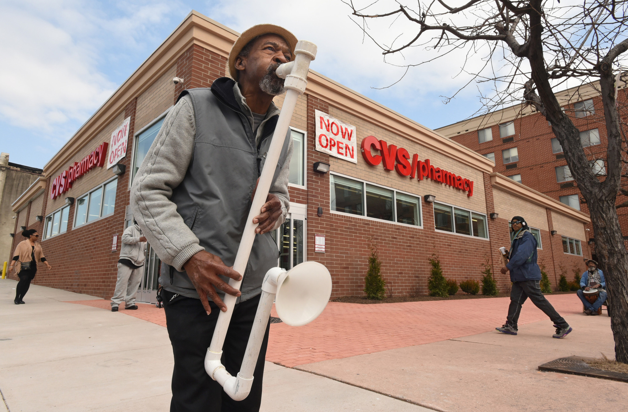 west baltimore cvs reopens carroll county times