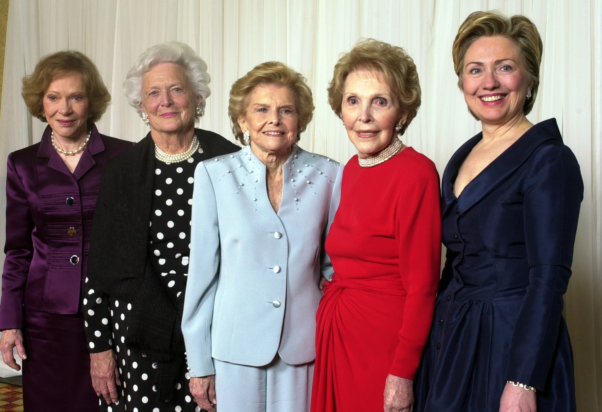 pictures Nancy Reagan