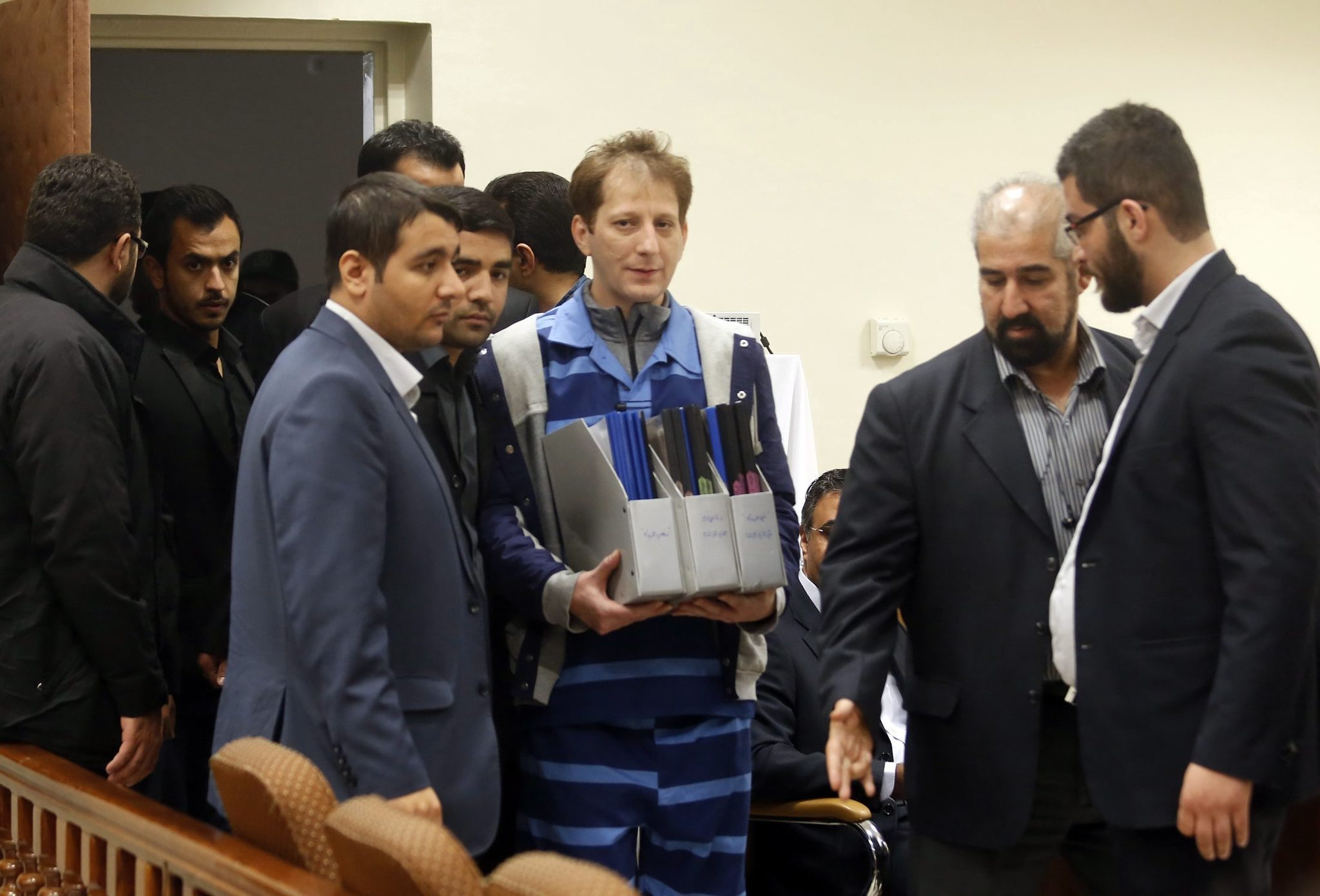 Iranian billionaire sentenced to death for corruption to appeal