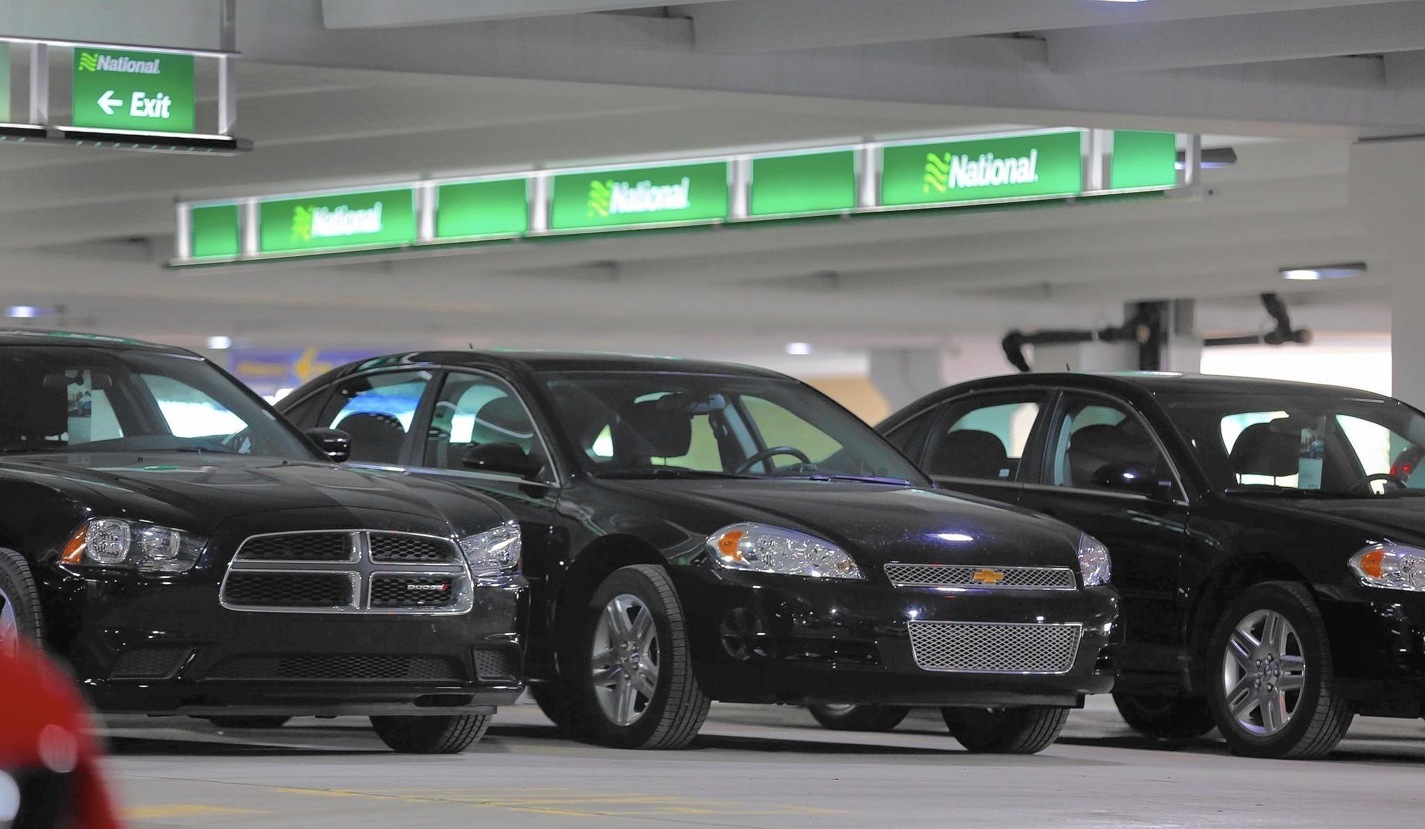 Alamo Car Rental Near Midway Airport