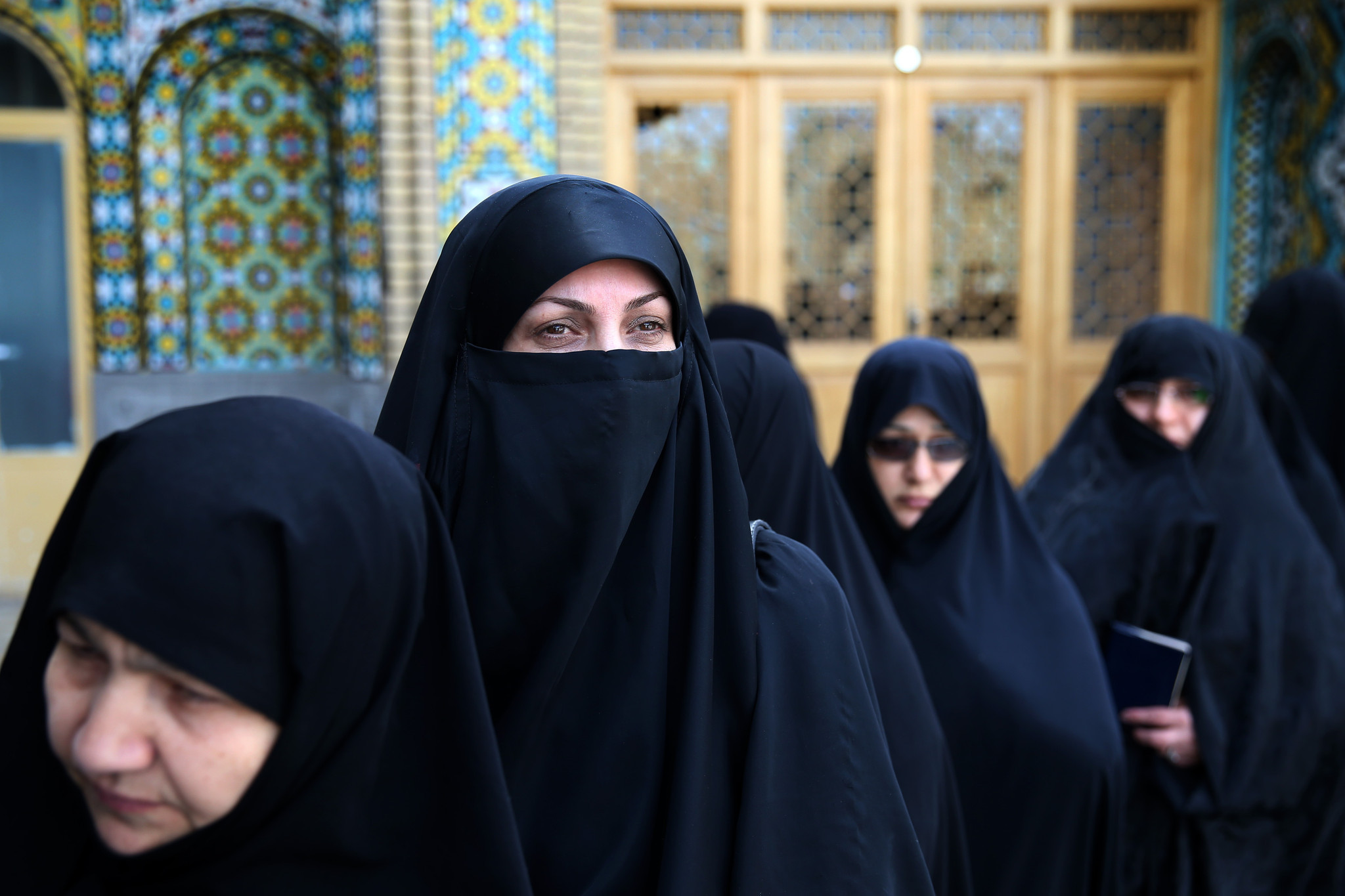 women in iran In iran, women are required to cover their hair while out in public, and dancing  with the opposite sex is prohibited unless it is in front of.