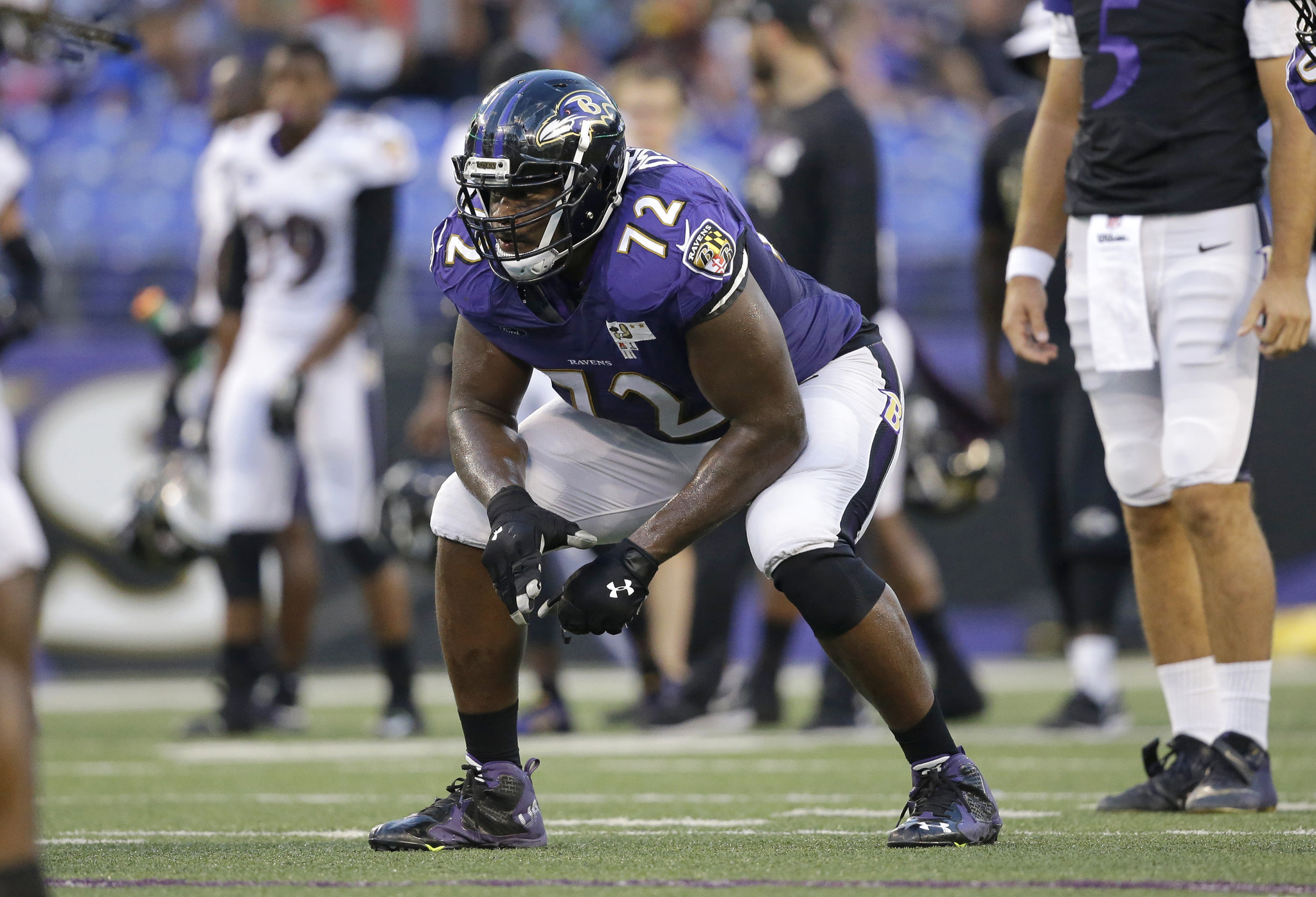 Kelechi Osemele to leave Ravens sign with Raiders when free agent