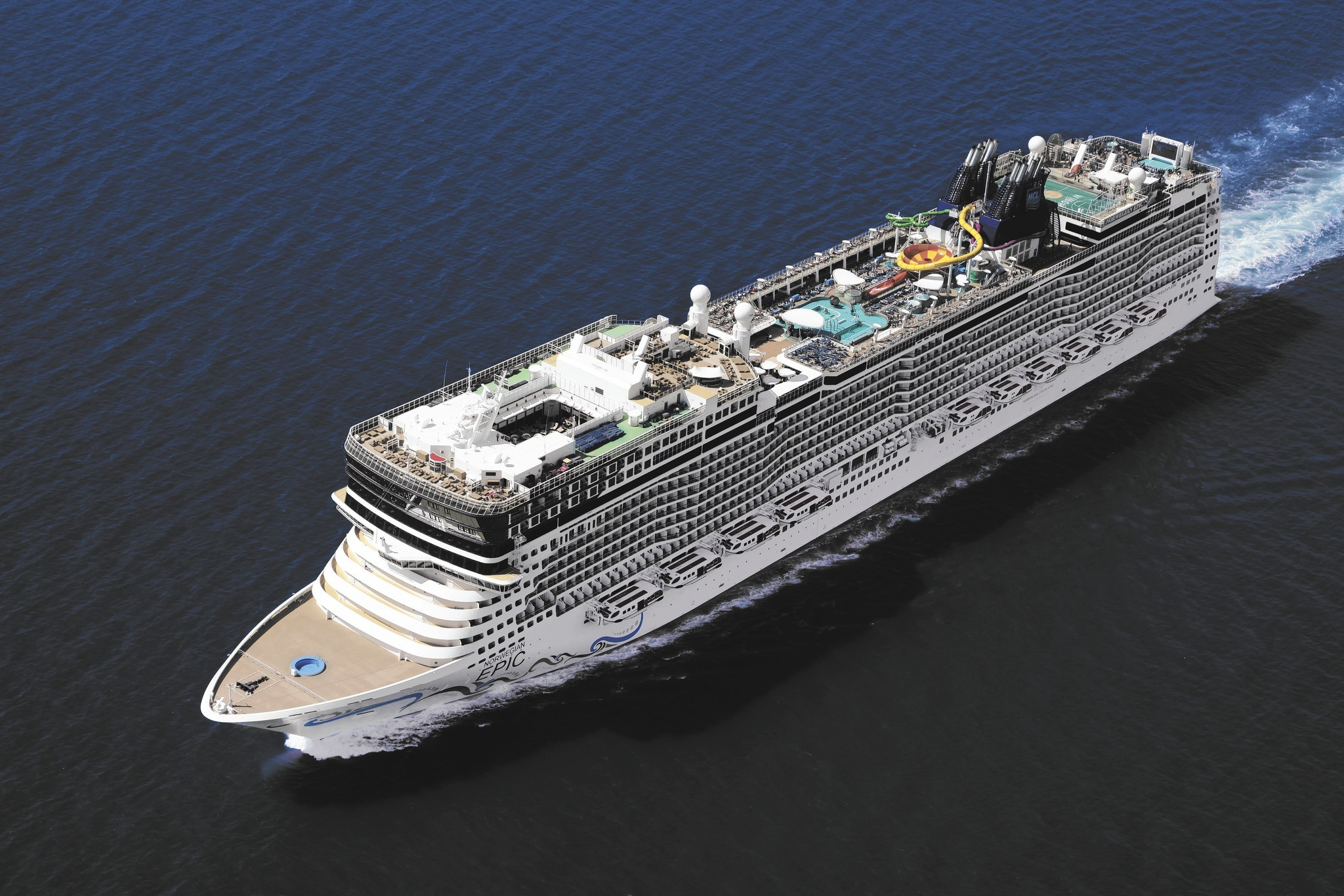 Norwegian Epic Books Second Season Out Of Port Canaveral Orlando - Cape canaveral cruise ship schedule
