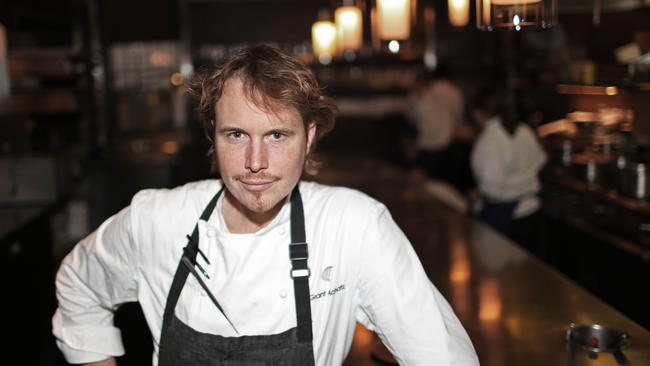 Resultado de imagen para chef Grant Achatz