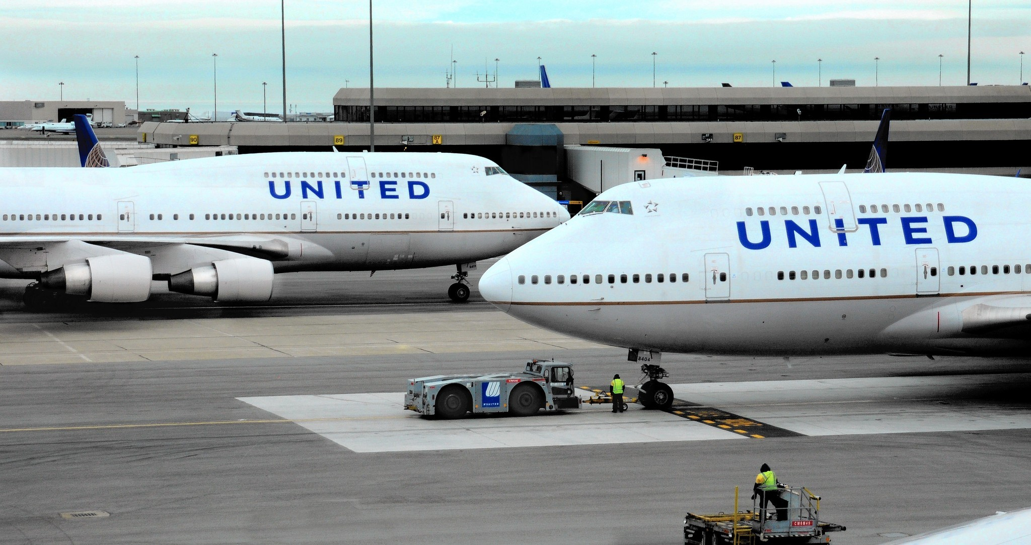United rushing to retire 747s, a last link to a special era in the air