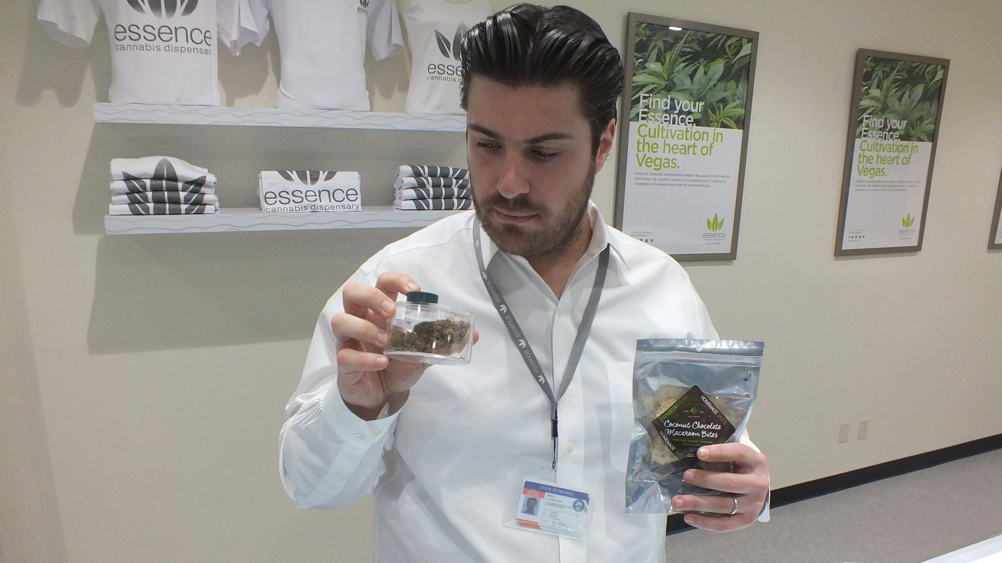 Marijuana and Dispensaries - cover