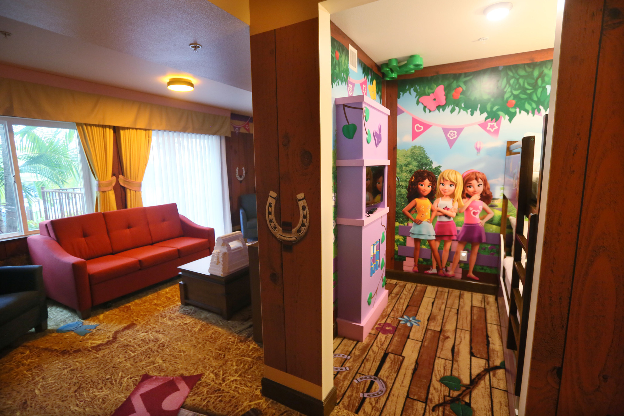 Lego Friends Rooms Come To The Legoland Hotel But How