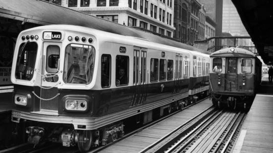 A brief history of elevated trains in Chicago