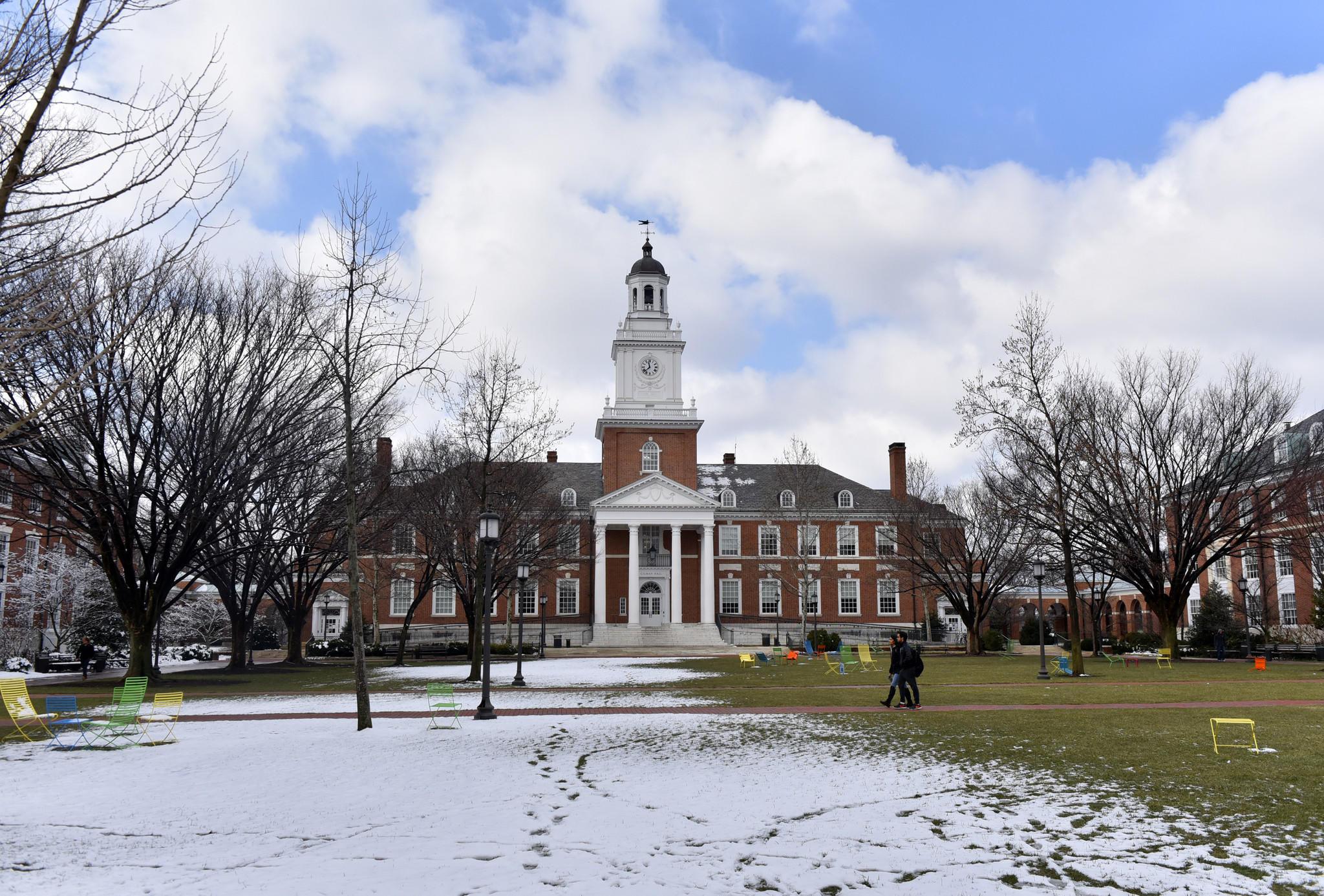 Johns Hopkins Campus Tour Video