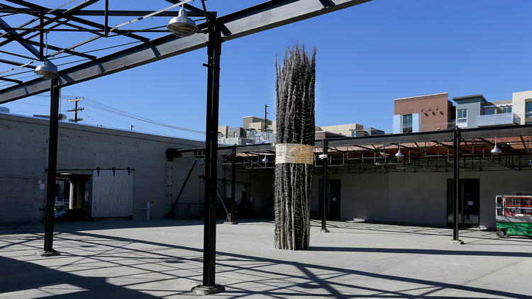 'Revolution in the Making: Abstract Sculpture by Women 1947-2016' at Hauser Wirth & Schimmel