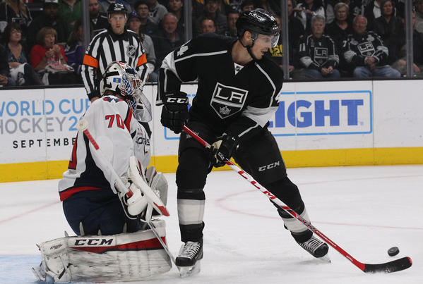 Jeff Carter Saves Kings With Overtime Goal In 4-3 Victory Over The Capitals
