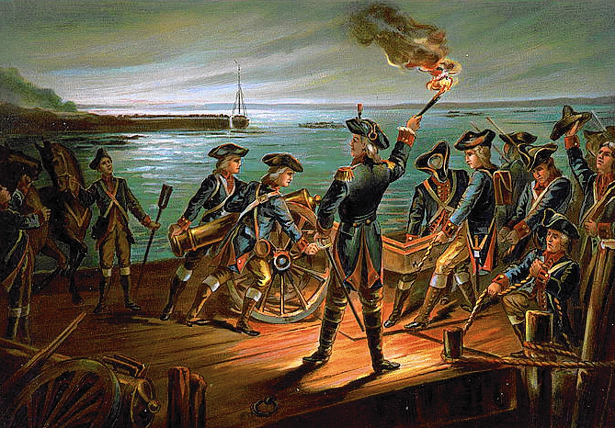 the revolutionary war against british for The american revolution was a war fought between colonists in their fight against their long-time enemy, the british died in the revolutionary war.