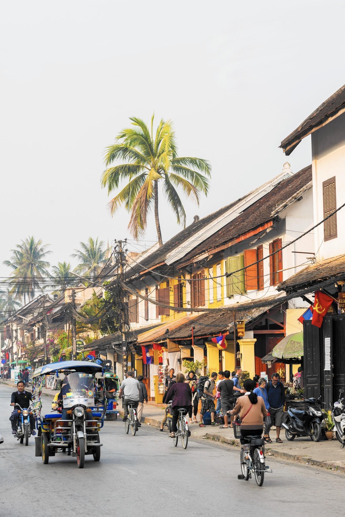 Shootings in Laos prompt travel alert
