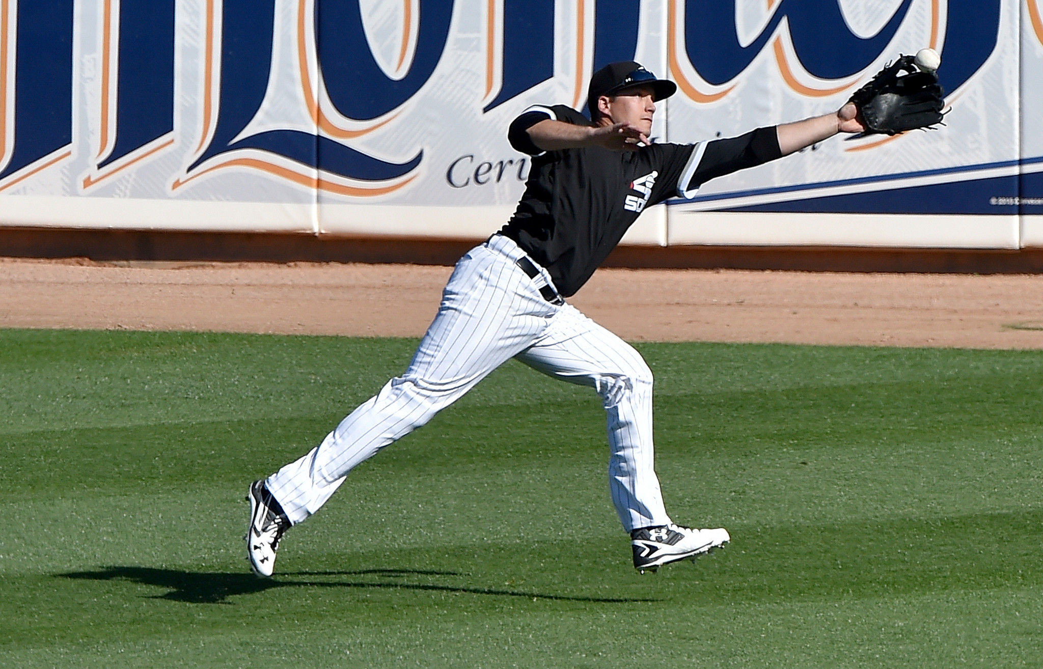 Outfield prospect Jason Coats starts White Sox triple play