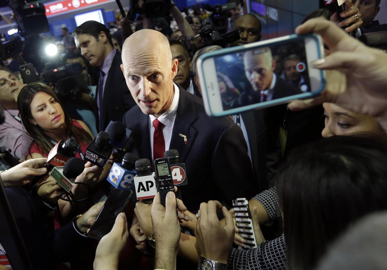 (Alan Diaz / Associated Press)