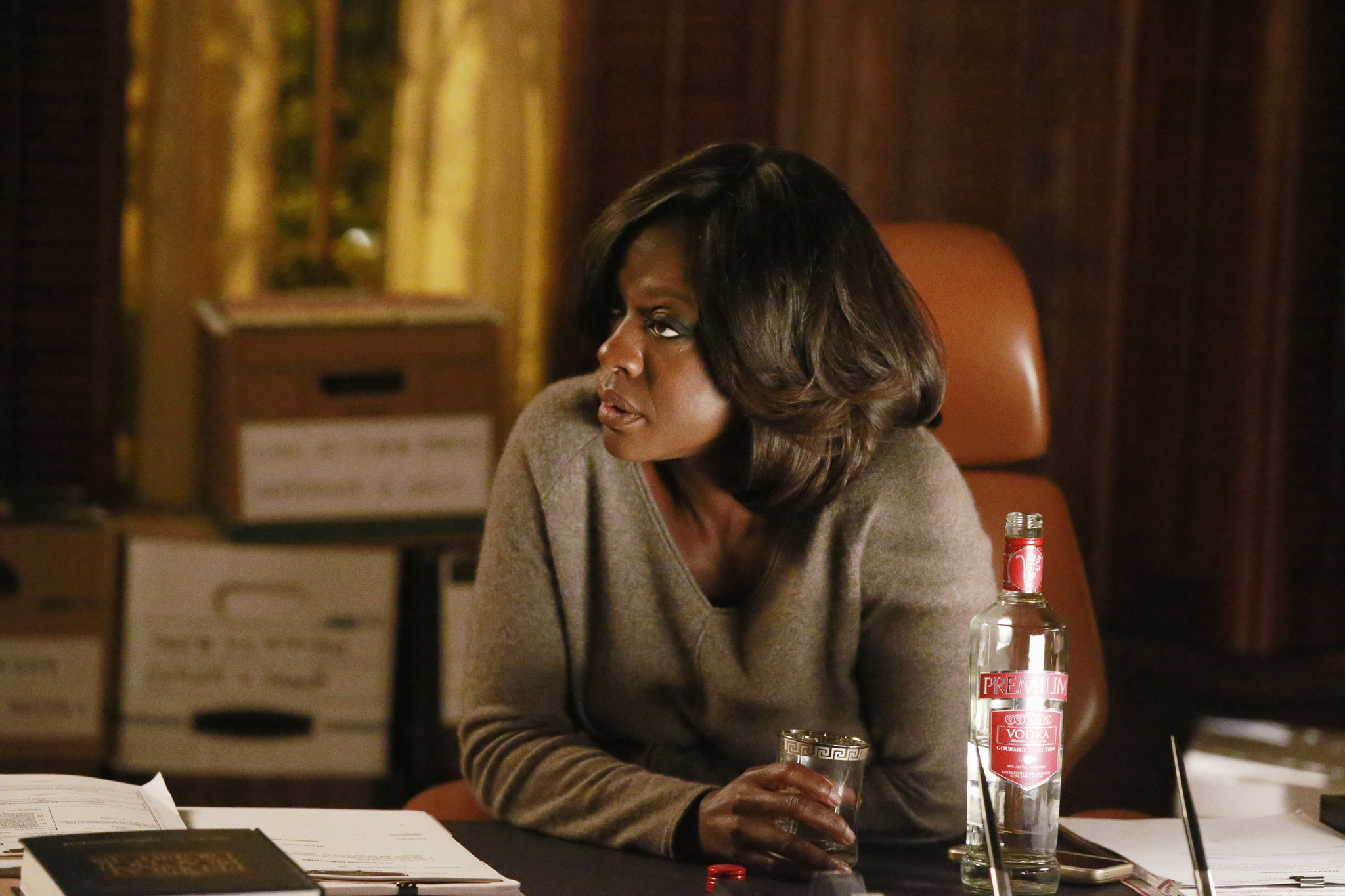 How To Get Away With Murder Recap Wes Dads Identity And The Truth About  Annalises Baby