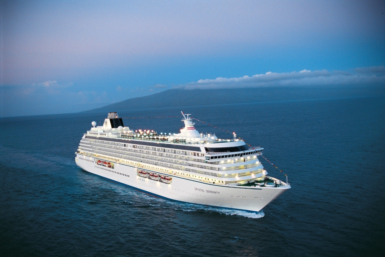 Luxury Line Crystal Cruises Opening Miami Office Sun Sentinel - Cruises from miami
