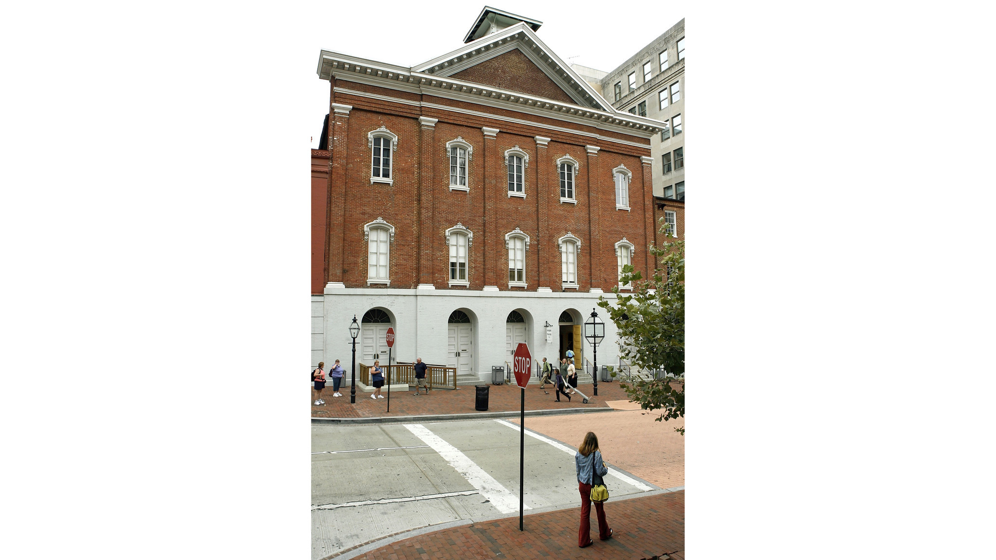 National park tips: See the drama unfold at Ford's Theatre in D.C., where Lincoln was assassinated