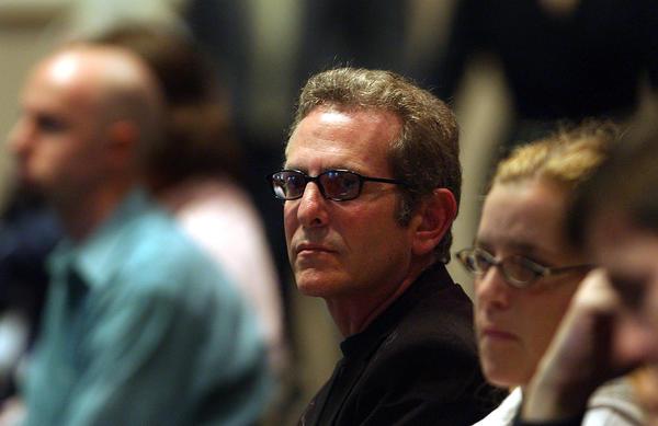 Louis Meyers, seen in 2004. (Austin American-Statesman)
