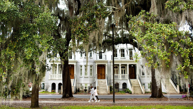 Image result for photo of savannah ga