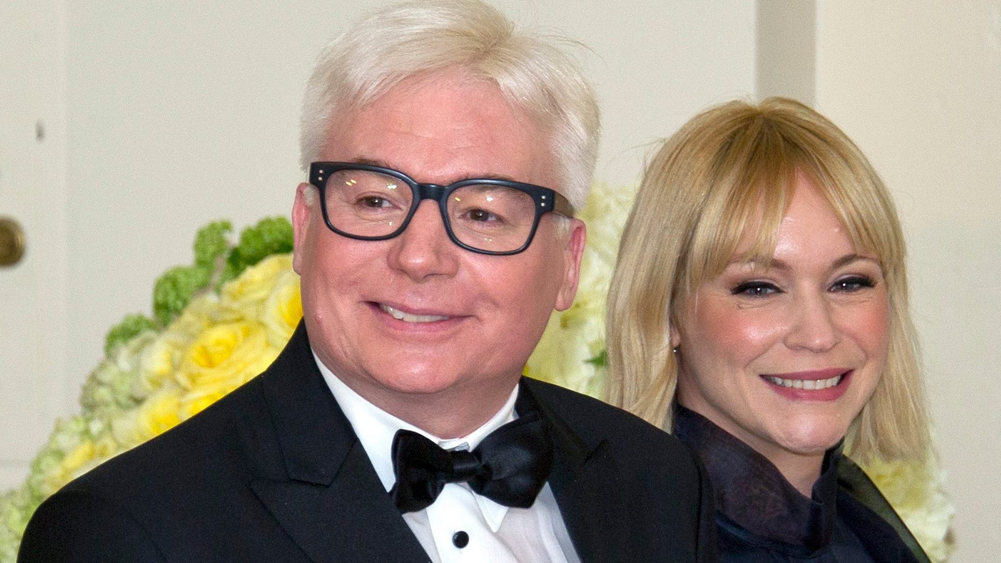 Mike Myers House Mike Myers Flashes White Hair At The
