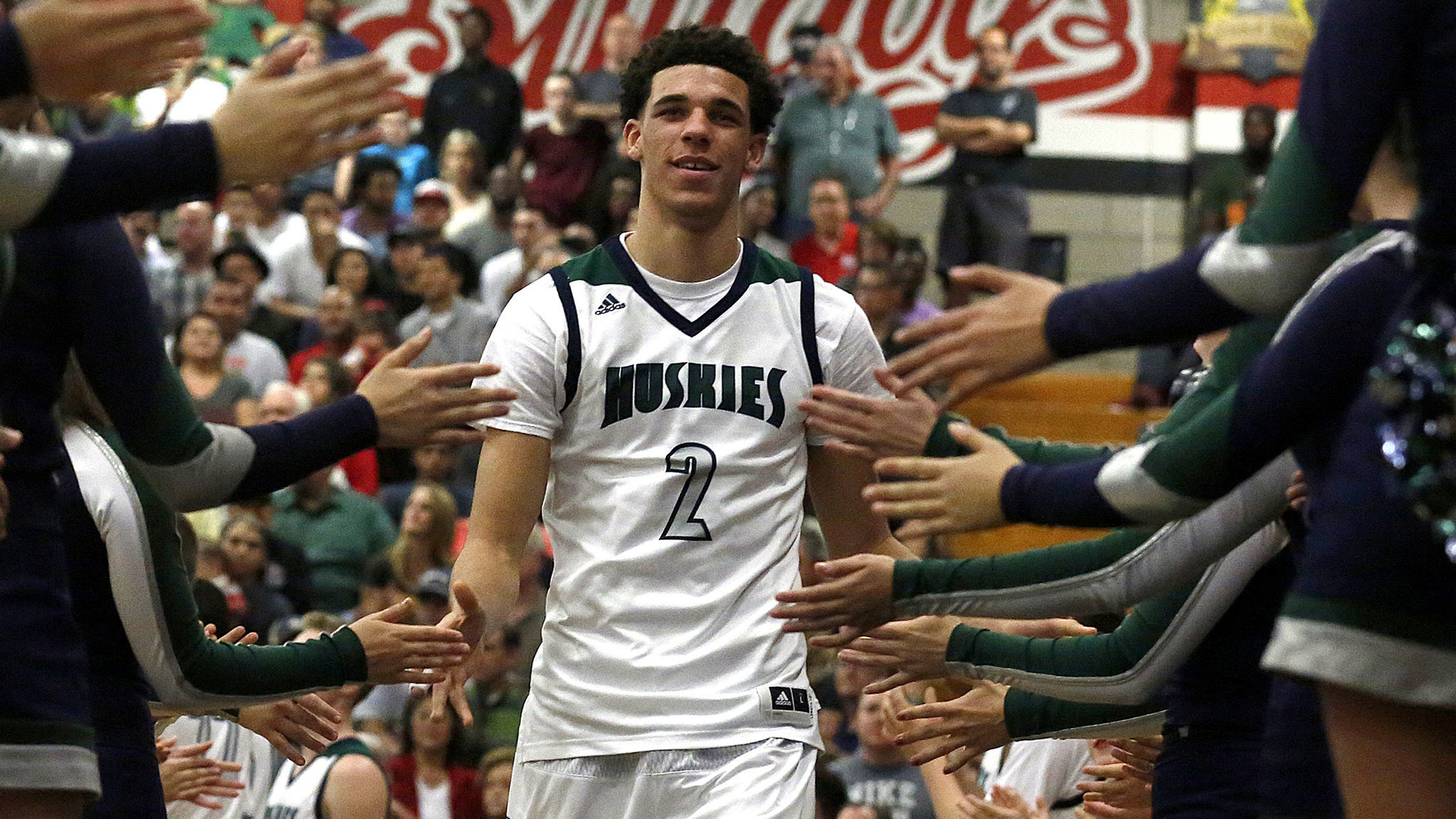 Lonzo Ball Humble >> Chino Hills tops 100 points again in Lonzo Ball's final home game - LA Times